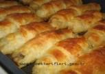 Sosli Üç Yufka Böreği Tarifi
