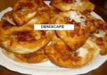 Sucuklu Mini Pizza Tek Kisilik Porsiyonluk Tarifi