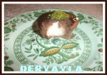 Süpriz Muffin Cilekli Hindistan Cevizli Krem Peynirli Tarifi
