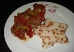 Sütlü Biftek Ve Yıldız Şehriyeli Pilav Tarifi