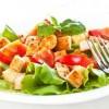 Tavuk Kokteyl Salatası Tarifi