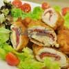 Tavuklu Salamli Sandviç Tarifi