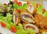 Tavuklu Salamli Sandviç