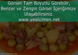 Taze Etli Bezelye Tarifi