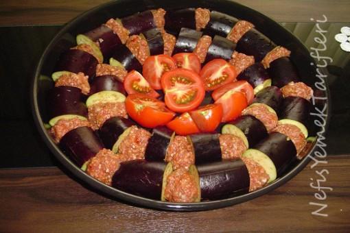 Tepsi Kebabıurfa Usulü