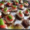 Tepside Mozzarella Peynirli Köfte Tarifi