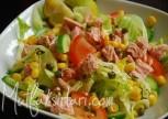 Ton Balığı Salatası 4 Kişilik Tarifi