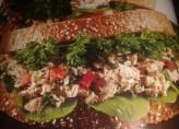 Ton Balıklı Sandviç 2 Kişilik