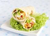 Tortilla Chickens Wrap