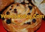 Üzümlü Çörekler Tarifi