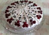 Vanilyalı Pasta