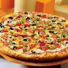 Vejeteryan Pizza