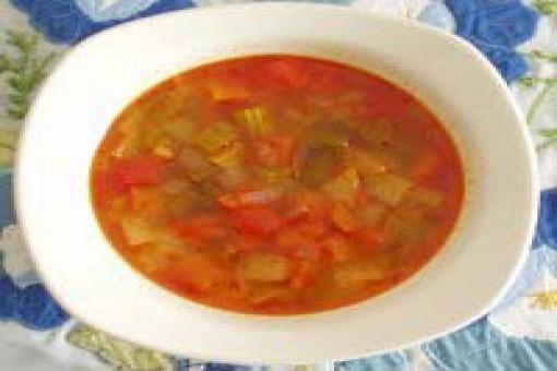 Viyana Sebze Çorbası