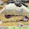 Yaban Mersinli Rulo Pasta Tarifi