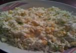 Yeşil Lahana Salatası Tarifi