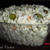 Yoğurtlu Makarna Salatasi Tarifi