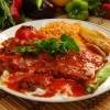 Yoğurtlu Pideli Kebab Tarifi