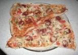 Yufkalı Pizza 6 Kişilik Tarifi