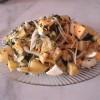 Yumurtali Patates Salatasi