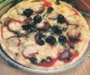 Yumuşak Pizza 4 Kişilik