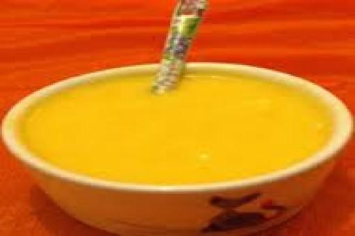 Zencefilli sos