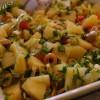 Zeytinli Patates Salatasi Tarifi