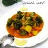 Zeytinyağlı Brokoli Yemeği Tarifi