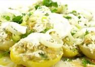 Zeytinyağlı Patates Dolması