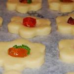cam kurabiye, kurabiye, meyveli kurabiye