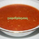 taze tarhana çorbası, tarhana çorbası