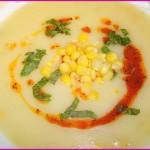 yoğurtlu mısır çorbası, yoğurtlu çorba, mısır çorbas